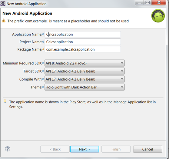 Creating You First Calculator Application In Android Executeautomation