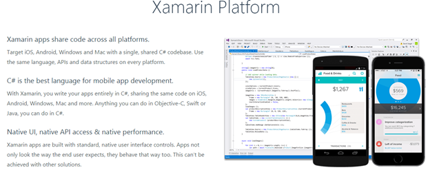 UI Automation for IOS and Android application using VS 2013
