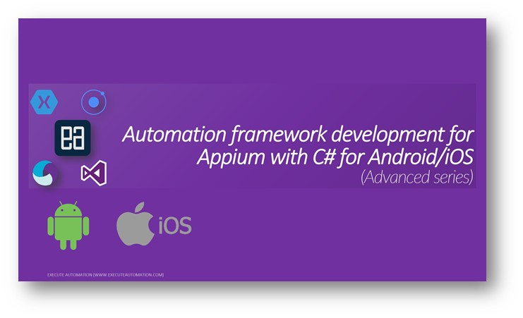 appium automation – ExecuteAutomation